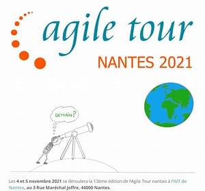 Agile tour Nantes 2021