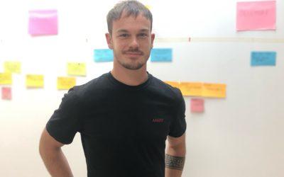 Théo Enond intègre l'équipe de M&NT Solutions en tant que Business Developer