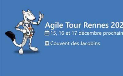 M&NT Solutions Sponsor Silver de l'Agile tour Rennes 2021